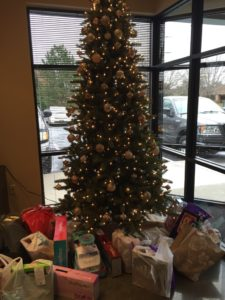 BSE Structural Engineers support Salvation Army Angel Tree Program